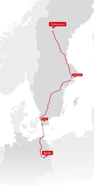 Resväg Segertåget