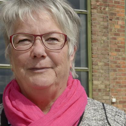 Inlandsbanans styrelseordförande Caisa Abrahamsson
