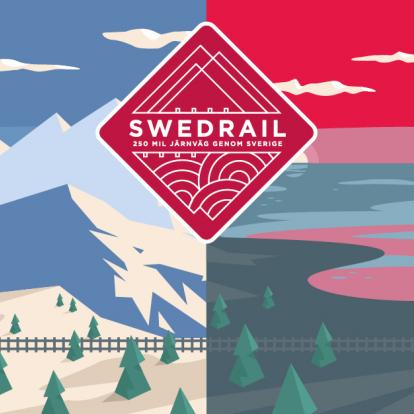 Swedrailkortet 2021 logotype