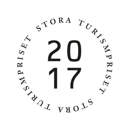 logga Stora turismpriset 2017