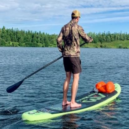 Bild stand up paddle
