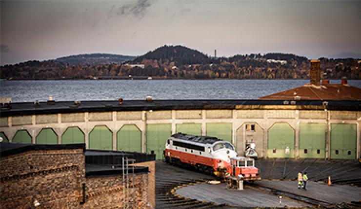 Lokstallet Östersund